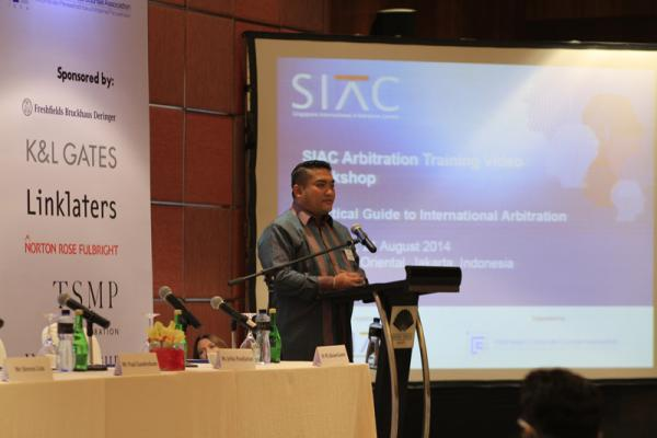 SIAC Arbitration Training Video Workshops